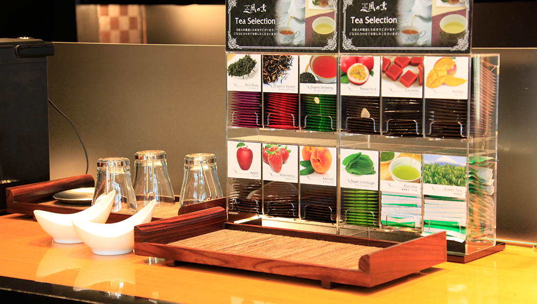 風の薫セレクションの紅茶各種